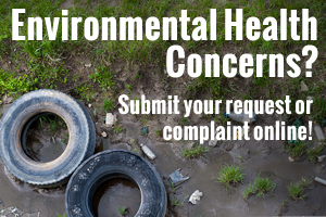 Environmental Health Concerns?